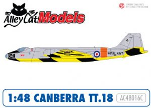 CANBERRA TT.18 CONVERSION